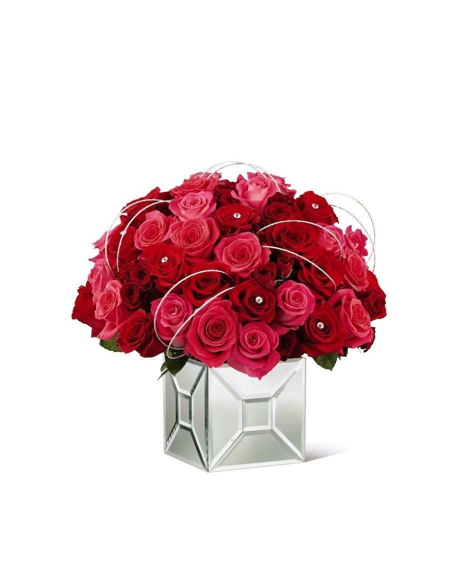 Blushing extravagance luxury bouquet salisbury md florist blushing extravagance luxury bouquet salisbury md florist flower delivery kittys flowers izmirmasajfo