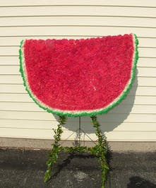 Seedless Watermelon Set Piece