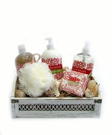 Ocean Riche Spa Basket