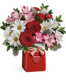 Teleflora's Country Sweetheart